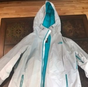 The Northface women's jacket. SIZE XL